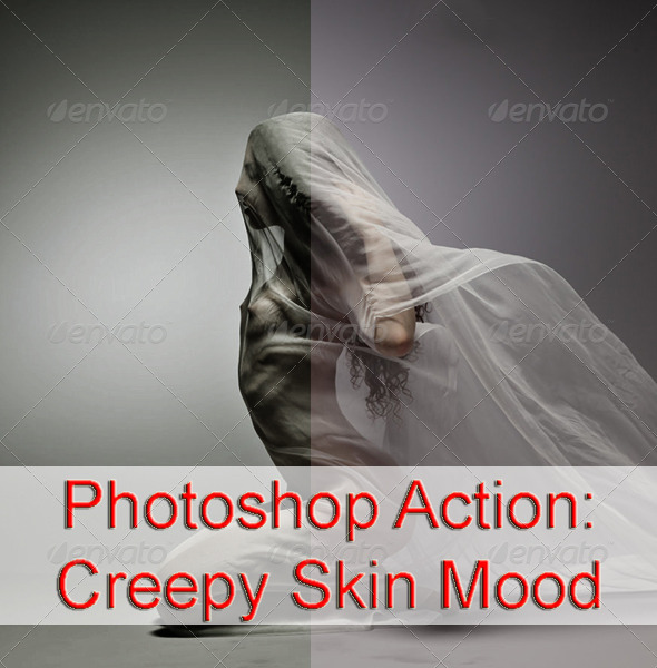 GraphicRiver Creepy Skin Action 4184445