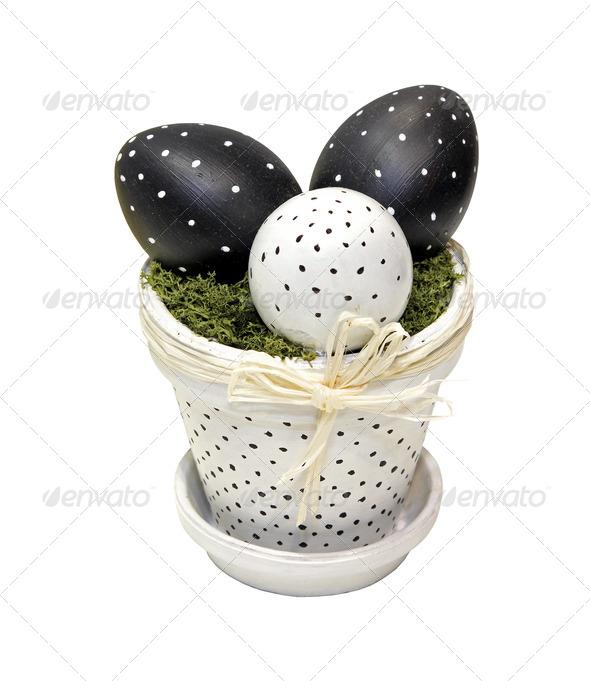 PhotoDune Decorative eggs 4184711