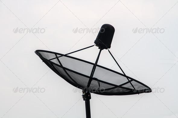 PhotoDune Satellite dish 4184730