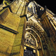 Prague. St. Vitus cathedral in darkness. - PhotoDune Item for Sale