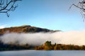 Grasmere on a misty winter morning. - PhotoDune Item for Sale