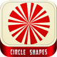 Circle Shapes - GraphicRiver Item for Sale