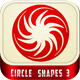 Circle Shapes 3 - GraphicRiver Item for Sale