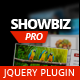 Showbiz Pro Responsive Teaser JQuery Plugin - CodeCanyon Item for Sale