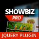 演艺圈临响应预告jQuery插件 - WorldWideScripts.net出售的物品