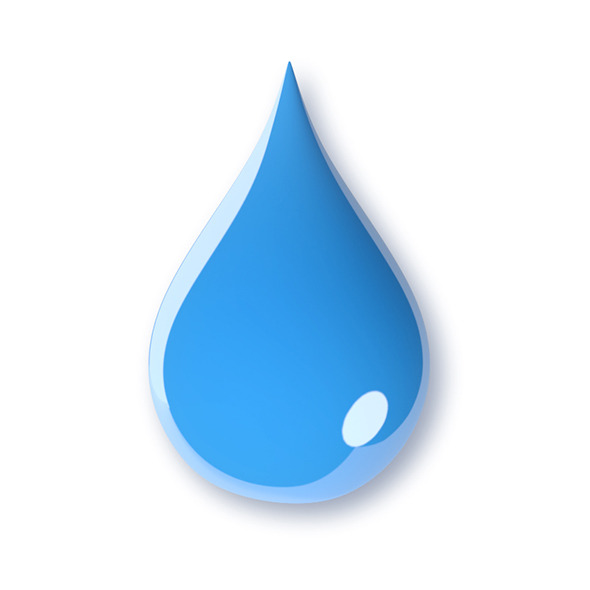 Water Drop - 3DOcean Item for Sale