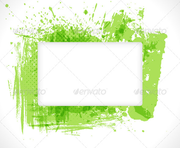 GraphicRiver Abstract Green Background 4078951