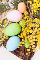 Easter Eggs In Pastel Colors - PhotoDune Item for Sale