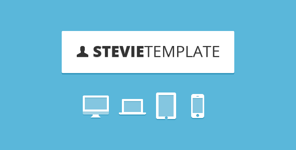 Stevie - Clean & Responsive Tumblr Theme