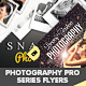 Photography Flyer Pro Series - 3 Themes in 1