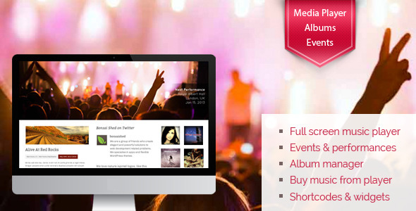 ThemeForest Musico For Musicians By Musicians 4172241