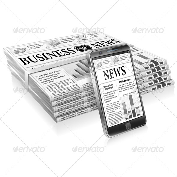 GraphicRiver Digital News 4191958