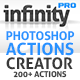 InfinityPRO - Photoshop Actions Creator - GraphicRiver Item for Sale