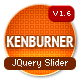 KenBurner Slider jQuery Plugin - CodeCanyon Item for Sale