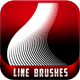 Line Brushes - GraphicRiver Item for Sale