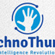 Techno Thumb Logo - GraphicRiver Item for Sale