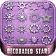 30 Decorated Stars - GraphicRiver Item for Sale