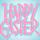 'Happy Easter' Hand Lettering - GraphicRiver Item for Sale