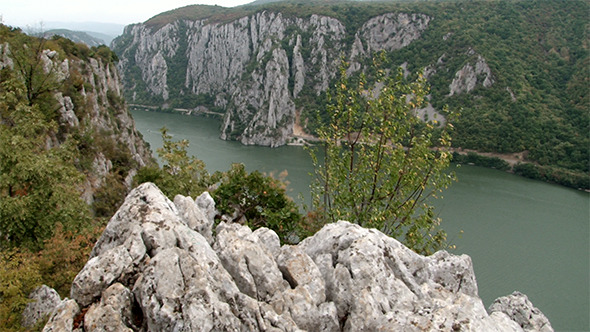 Large Danube Canyon