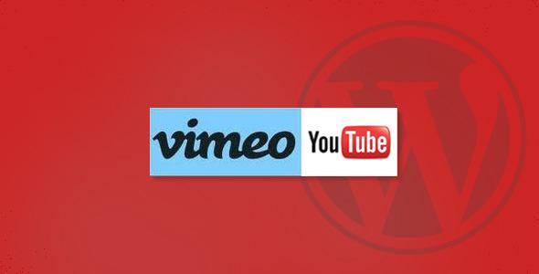 CodeCanyon Wordpress Vimeo Youtube Popup Plugin 4147159