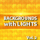 Abstract Backgrounds with Light Effects. - GraphicRiver Item for Sale
