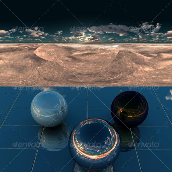 Desert 19 - 3DOcean Item for Sale