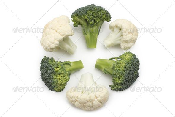 PhotoDune Broccoli isolated on white background 4253985