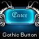gothic styled glossy button - ActiveDen Item for Sale