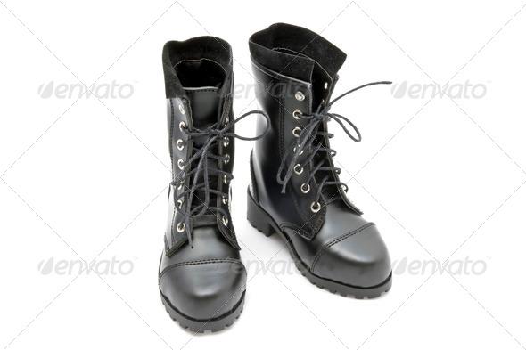 PhotoDune Fashion Boots 4213538
