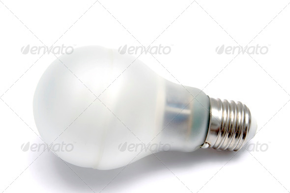 PhotoDune Light Bulb 4213541