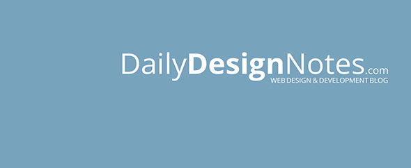 DailyDesignNotes