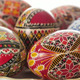 Easter Eggs On Rotating Plate - VideoHive Item for Sale