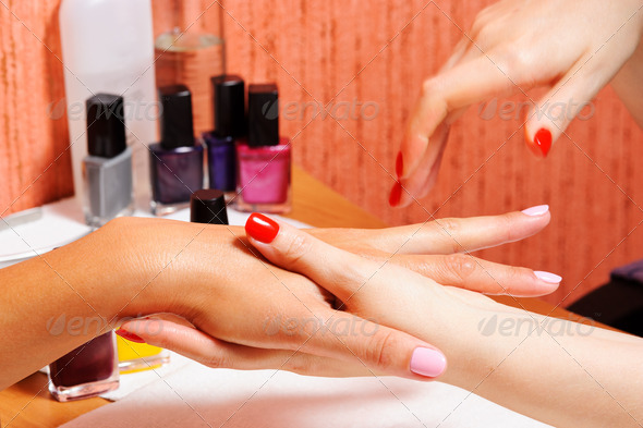 PhotoDune Skin and nail care 4213367