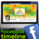NeoVert_Corporate Facebook Timeline Cover - GraphicRiver Item for Sale