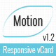 Motion - Responsive vCard Template - ThemeForest Item for Sale