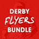Roller Derby Flyer Bundle - Volume One