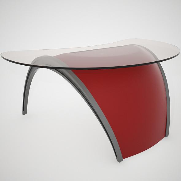 3DOcean Office Desk 4208431