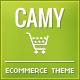Camy - Clean Responsive Ecommerce Wordpress Theme