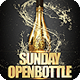 Open Bottle Poster/Flyer - GraphicRiver Item for Sale
