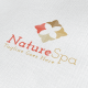 Nature Spa Logo - GraphicRiver Item for Sale
