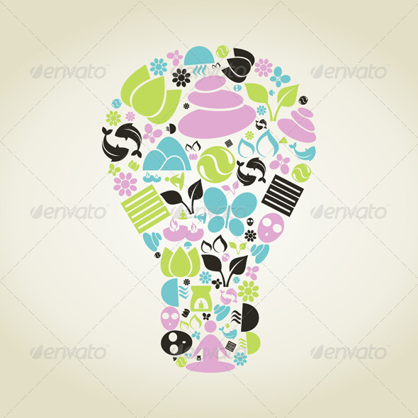 GraphicRiver Spa a Bulb 4210242