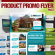 Multi-Purpose Product Promotion Flyer Vol.3 - GraphicRiver Item for Sale