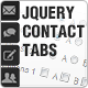 jQuery Contact Tabs - CodeCanyon Item for Sale