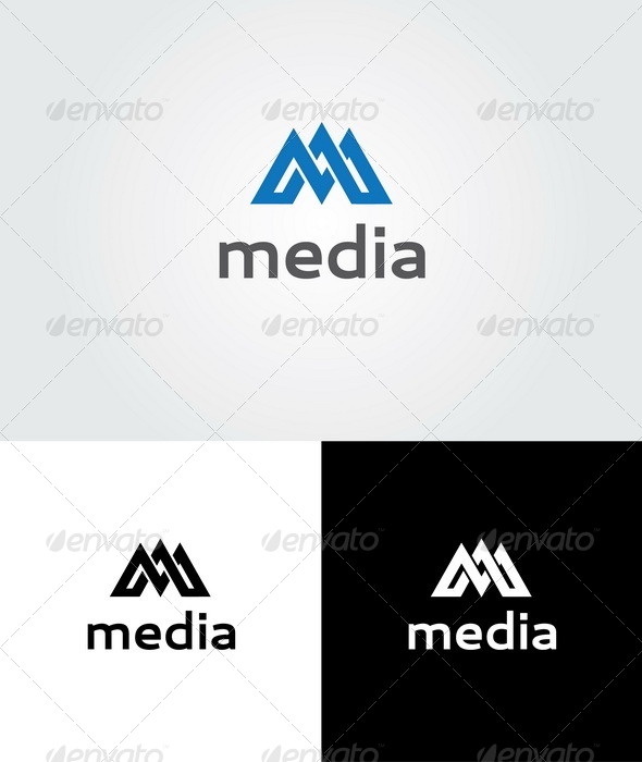 GraphicRiver Media Logo 4218560