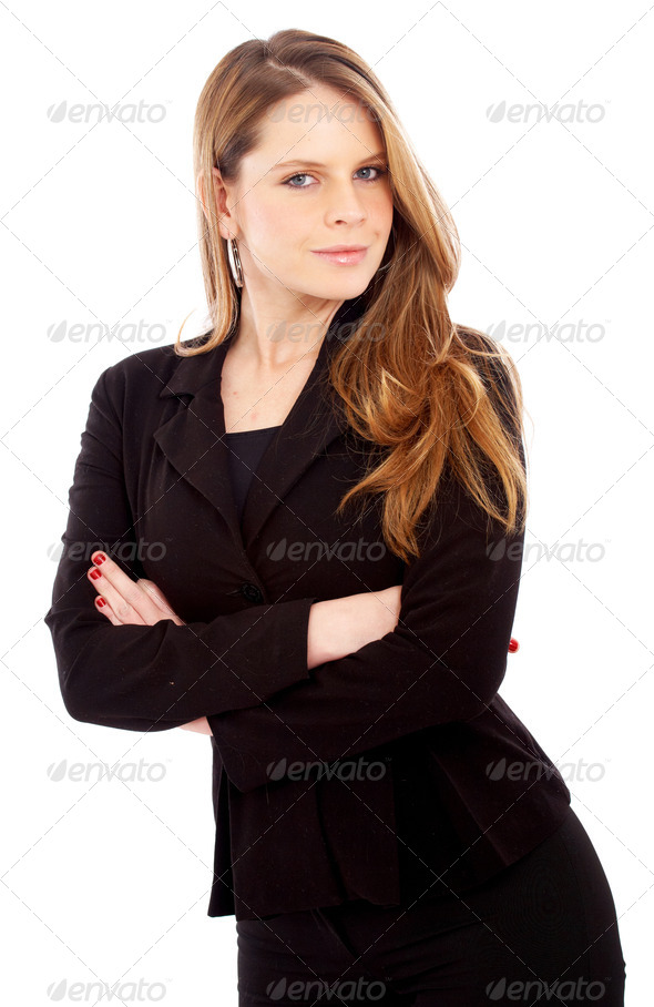 Business woman - Stock Photo - Images