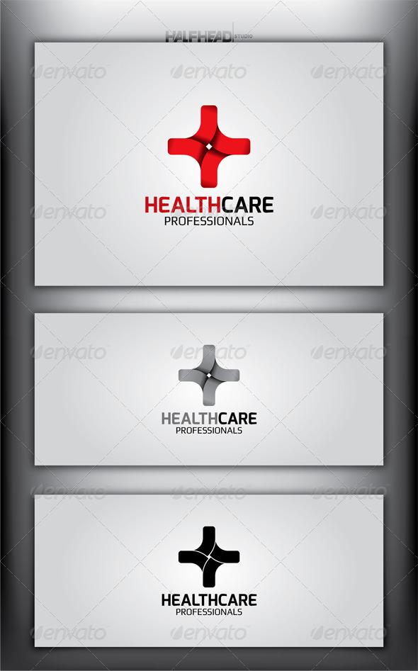 GraphicRiver HEALTHCARE Logo Template 4218804