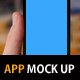 Mobile App Page Mockup - GraphicRiver Item for Sale