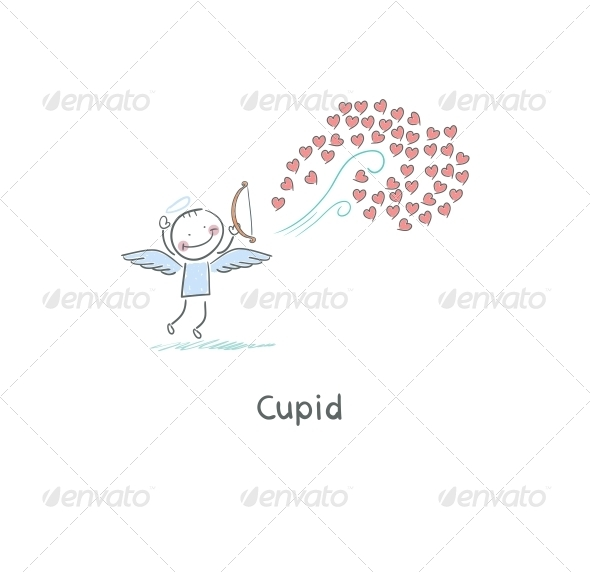 GraphicRiver Cupid 4220079