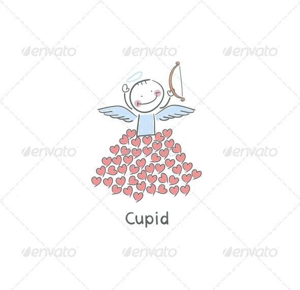 GraphicRiver Cupid 4220089