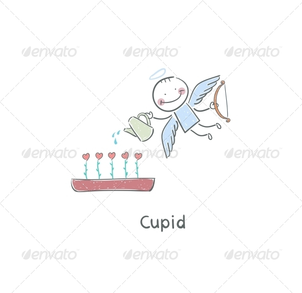 GraphicRiver Cupid 4220094